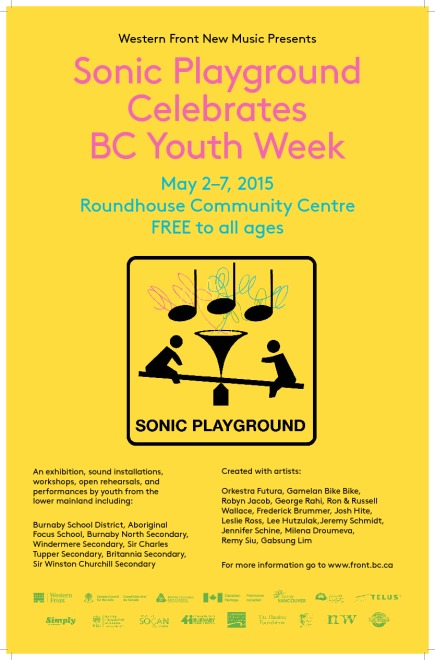 BC Youth Week - Western Front
