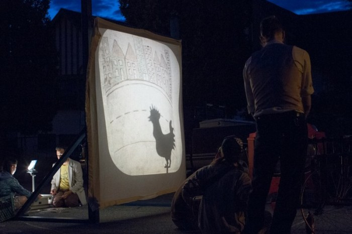 Gamelan Bike Bike - Shadow Play