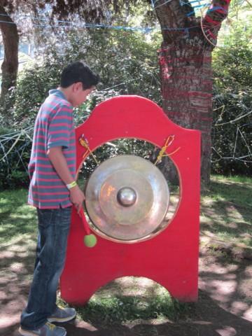 gong!