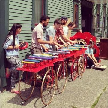 Gamelan Bike Bike