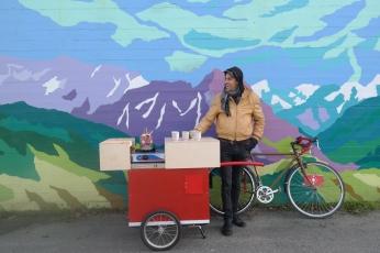 Mobile Tea Trailer